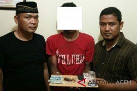 Polisi ciduk kurir sabu di Aceh Utara