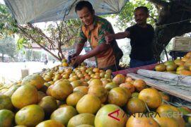 Permintaan jeruk tinggi di Lhokseumawe