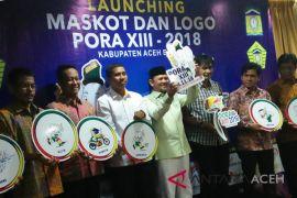 Logo PORA Aceh Besar diluncurkan