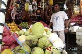 Harga buah-buahan naik di Aceh Utara