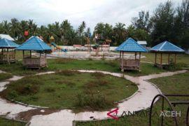 Pemkab Aceh Barat lakukan pemugaran objek wisata