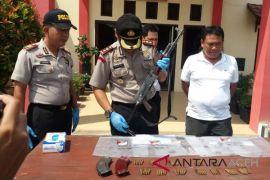 Korban pemberondongan rumah ditangkap terkait sabu