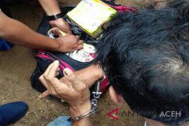 Polres Aceh Utara tangkap pengedar sabu-sabu