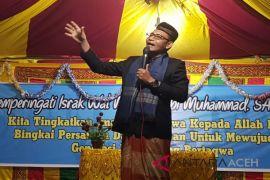 Ribuan masyarakat Nagan hadiri ceramah Haji Uma