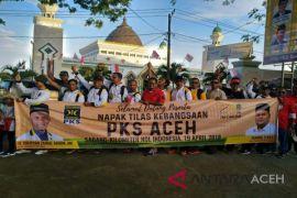 Generasi muda PKS Aceh tunda deklarasi #2019gantipresiden