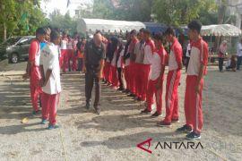 98 peserta antusias ikuti pelatihan petanque