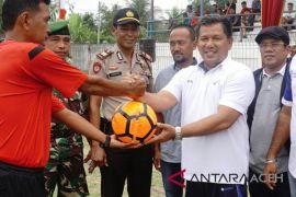 Wakil Walikota Banda Aceh apresiasi turnamen Lambhuk