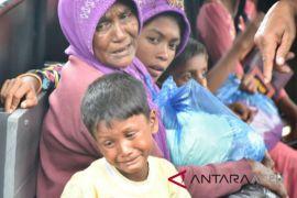 Pemerintah Aceh bantu pangan ke pengungsi Rohingnya