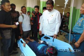 Lima imigran Rohingnya dirawat di RSUD Idi
