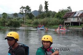 Wisata Arung Jeram diminati di Aceh Tengah