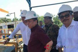 Gubernur Aceh resmikan pembangunan PLTMG kapasitas 250 MW