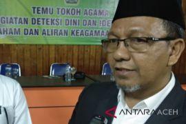 Kemenag Aceh bantu bangun masjid mualaf