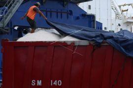 Kelompok gandum-ganduman September dominasi impor Aceh