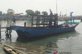 Kapal titipan BNN terbakar di Lhokseumawe