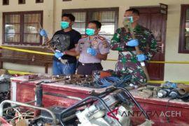 Lima warga jadi tersangka ledakan sumur minyak