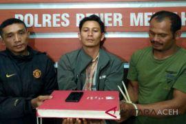 Polisi ringkus pengedar sabu di Bener Meriah