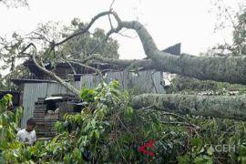 Puting beliung rusak rumah di Aceh Tengah