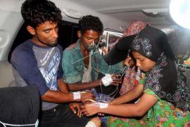 PMI bantu obat-obatan untuk etnis Rohingya
