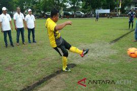 Aminullah ajak bangkitkan sepak bola Banda Aceh
