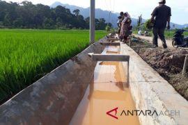Aceh Barat kembalikan dana proyek irigasi