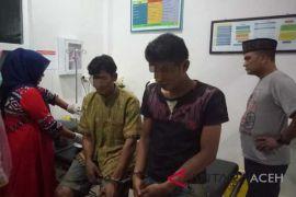 Curi jengkol dua pemuda Aceh Utara dihakimi massa