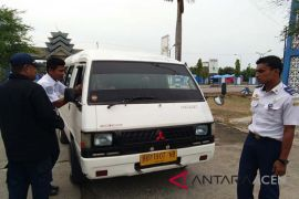 Terminal bus Lhokseumawe periksa kelayakan angkutan lebaran