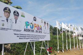 Banda Aceh pimpin perolehn medali Popda