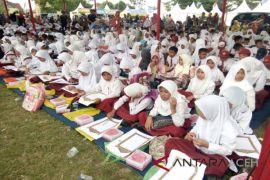 Siswa SD Banda Aceh sambangi Bank Indonesia