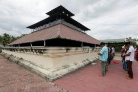 Masjid kuno Indrapuri
