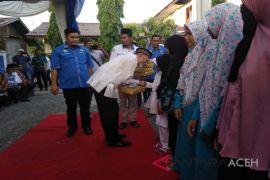 KNPI Aceh santuni 500 anak yatim