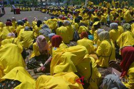 Ratusan mahasiswa UTU KKN di Abdya