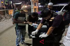 Arus mudik - Polisi Aceh Timur amankan supir pakai narkoba