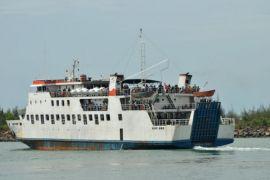 KMP BRR kembali layani penyeberangan Sabang-Banda Aceh