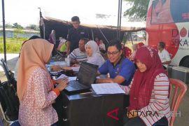 BNNP Aceh gelar donor darah peringati HANI