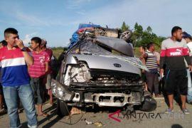 Bus mahasiswa alami kecelakaan di Abdya