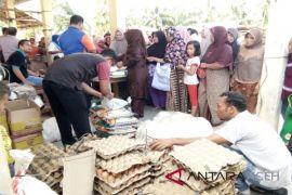 Dandim Aceh Barat apresiasi kegiatan pasar murah