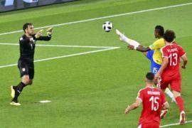 Brasil melaju ke 16 besar usai kalahkan Serbia 2-0