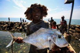 Tangkapan nelayan tradisional