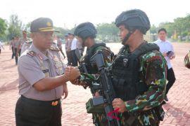 Polda Aceh kirim 120 brimob ke Papua