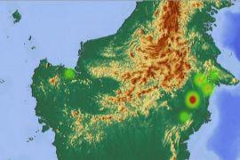 BMKG: titik panas di Sumatera turun drastis
