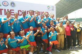 Aceh juara Kejurnas sepak bola antar PPLP