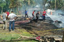 Seorang nenek di Aceh Utara tewas terbakar
