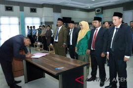 Tujuh parpol tidak mendaftar caleg di Sabang