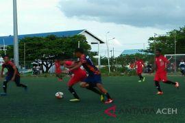 Aceh dan Jateng ke perempat final Kejurnas PPLP