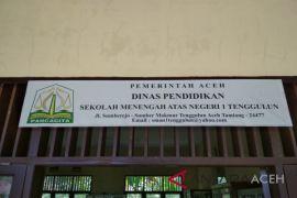 SMA pedalaman Aceh butuh guru PNS