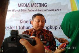 Realisasi belanja negara di Aceh capai 43,4 persen