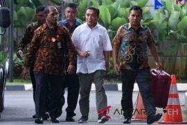 Gubernur Aceh tiba di KPK jalani pemeriksaan
