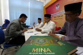 Enam bacaleg tidak lulus baca Quran di Sabang