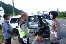 Seorang tewas dalam kecelakaan di Aceh Besar