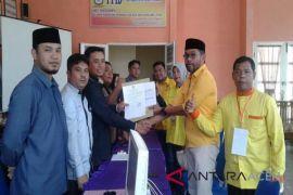 Dua parnas tidak daftarkan caleg di Aceh Tengah